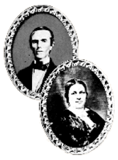 Abner and Lucy Wilcox
