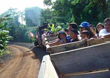 Grove Farm Plantation steam locomotive